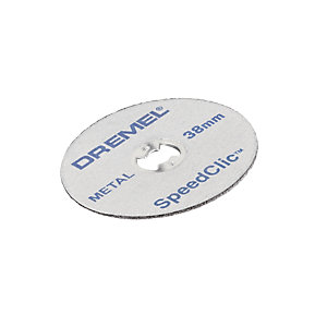 Dremel Speedclic Metal Cutting Wheel - Pack of 5