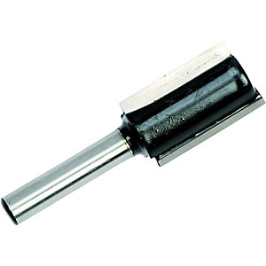 Wickes Straight Router Bit 1/4in - 16mm
