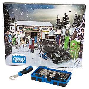 Draper Tool Christmas Advent Calendar 2019