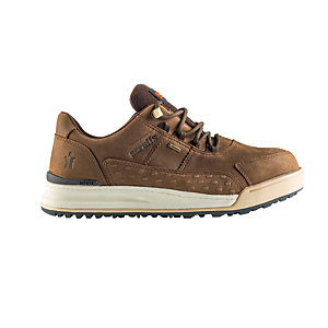 Scruffs Graft GTX Safety Trainer - Brown