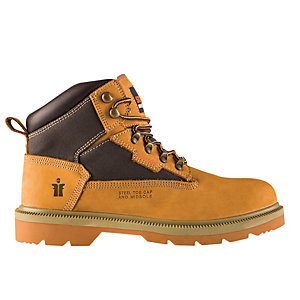 Scruffs Twister Safety Boot - Tan
