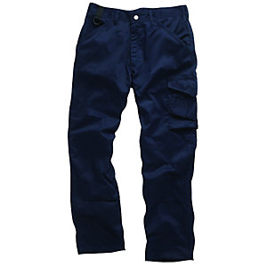 Scruffs Work Trousers Navy - Long Leg