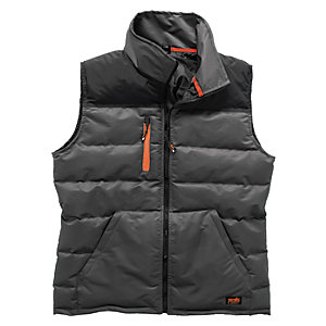 Scruffs Worker Bodywarmer - Charcoal