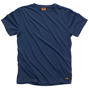 Scruffs Worker T-Shirt - Navy