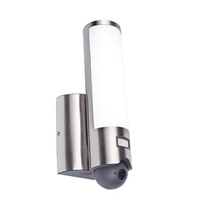 Lutec Elara LED Light with Wireless Cctv - 18W