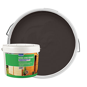 Wickes Water Repellent Timbercare - Chestnut Brown 10L
