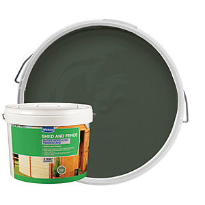 Wickes Water Repellent Timbercare - Sherwood Green 10L