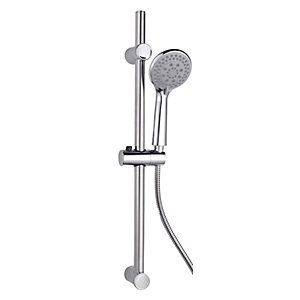 Wickes Shower Kit 5 Function - Chrome