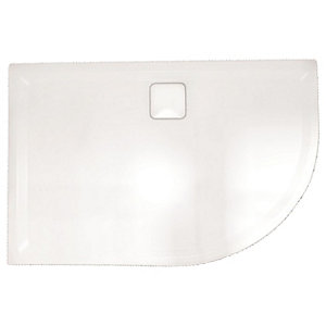 Nexa By Merlyn 25mm Quadrant Low Level Shower Tray - 900mm