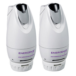 Energenie Mihome Smart Radiator Valve - Pack of 2