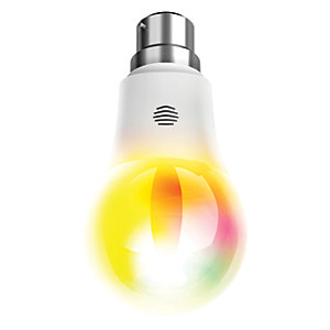 Hive Active Light Bulb Colour Changing - B22 9.5W