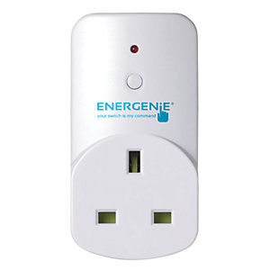 Energenie Mihome Smart Plug Adapter - Pack of 3