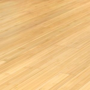 Style Blonde Bamboo Flooring - 2.21m2 Pack