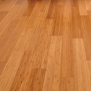 Style Caramel Bamboo Flooring - 2.21m2 Pack