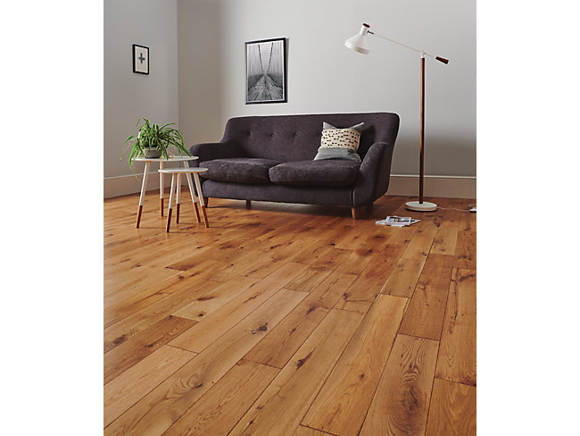 All Solid Wood Flooring