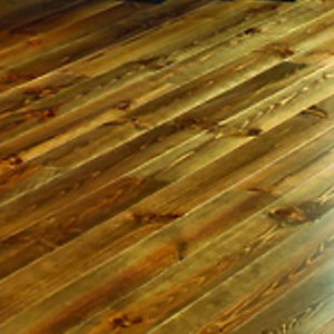 Wickes Oak Effect Solid Pine Wood Flooring