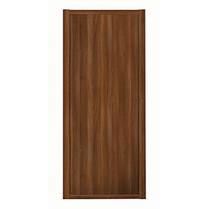 Spacepro Shaker 1 Panel Walnut Frame Walnut Door