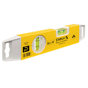 Stabila 70-2 Spirit Level - 250mm