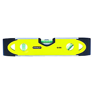 Stanley Torpedo Shockproof Spirit Level - 200mm