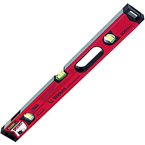 Wickes Professional Spirit Level - 600mm
