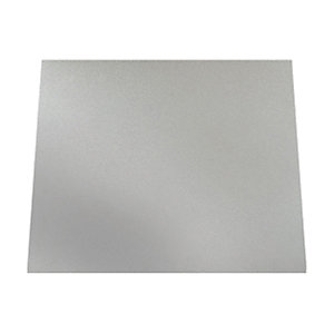 Rangemaster Toledo Splashback - Stainless Steel 900mm