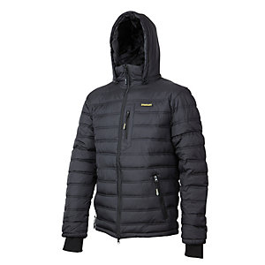 Stanley Delaware Padded Jacket - Black