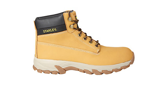 Stanley Hartford Safety Boot - Tan