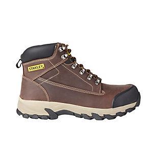Stanley Milford Safety Boot - Brown