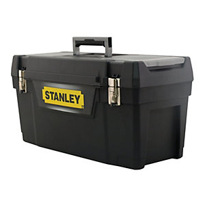 Stanley 1-94-859 Metal Latch Toolbox - 25in