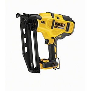 DEWALT DCN660N-XJ 18V Brushless 2nd Fix Nailer - Bare