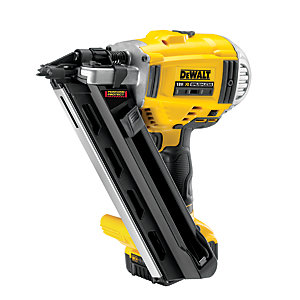 DEWALT DCN692P2-GB 18V XR Brushless 1st Fix 2 Speed Nail Gun