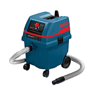 Bosch Gas 25 L SFC Professional Wet & Dry Dust Extractor - 1200W