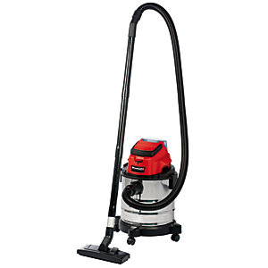 Einhell Power X-Change TC-VC 18/20LI S 18V Cordless 3.0Ah Wet & Dry Vacuum Cleaner