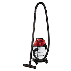 Einhell TC-VC 1820S 20 Litre Stainless Steel Wet & Dry Vacuum 1250W