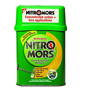 Nitromors Paint & Varnish Remover - 375ml