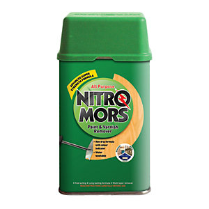 Nitromors Paint & Varnish Remover - 750ml