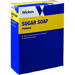Wickes All Surface Sugar Soap Powder - 860g