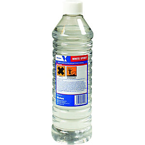 Wickes White Spirit Low Odour - 750ml