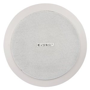 Evoson 6in Ceiling Mountable Loud Speaker - 6W 100V