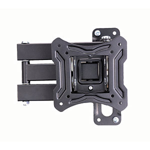 Ross Essentials 100 Vesa Full Motion TV Wall Mount Bracket - 13in to 23in