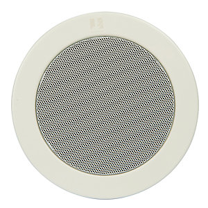 TOA Ceiling Mountable Loud Speaker - 6W