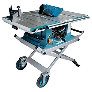 Makita MLT100NX1 10in Rolling Table Saw 110V - 1500W