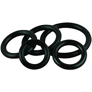 Wickes Assorted O Rings 2.4mm Selection Pack
