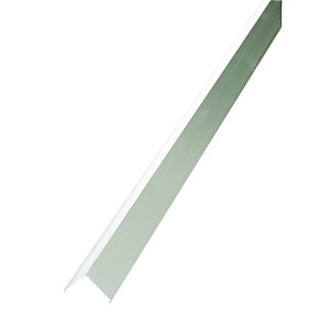 Wickes Multi-Purpose Angle - Aluminium 11.5 x 11.5mm x 1m