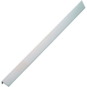 Wickes Multi-Purpose Angle - Aluminium 15.5 x 27.5mm x 2.5m
