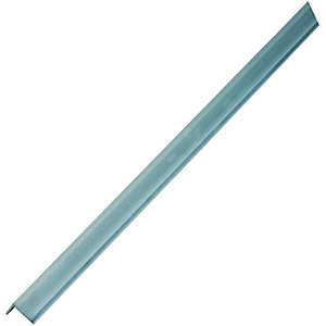 Wickes Multi-Purpose Angle - Aluminium 23.5 x 23.5mm x 1m