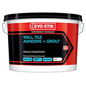 Tile Adhesives | Tile Adhesive & Grout | Wickes co uk