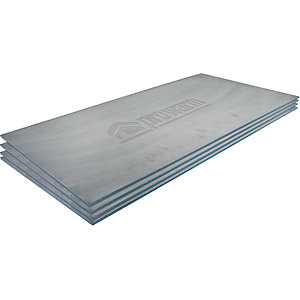 Prowarm Backer-Pro Insulation Board Single - 1200mm X 600mm X 6mm