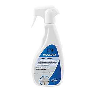 LTP Mouldex Grout Cleaner Spray - 500ml