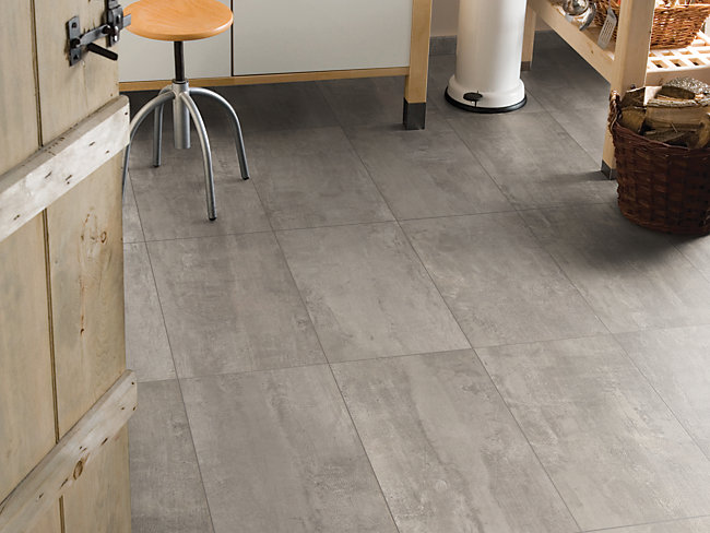 Concret Tile Effect Laminate